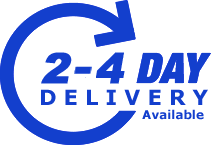 2-4 Day Delivery Available